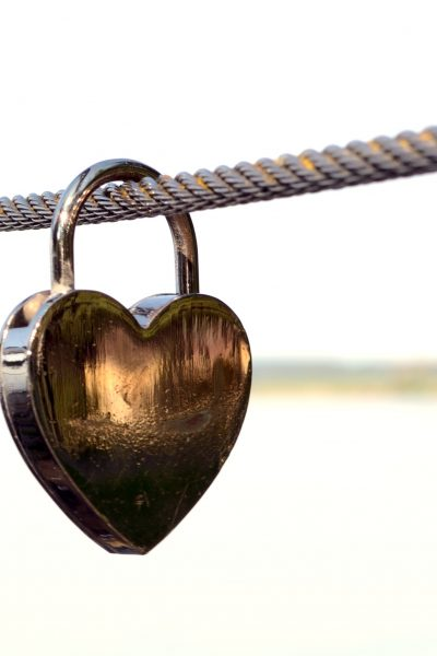He who holds the Key can Unlock my Heart