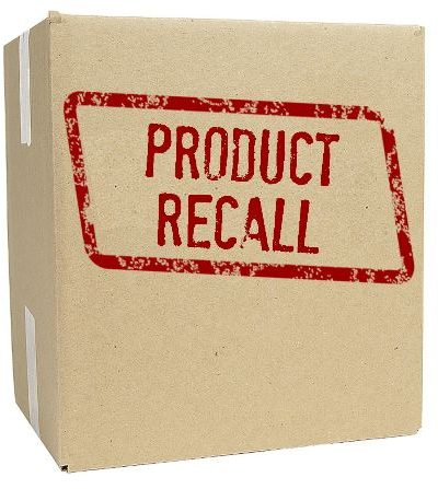 Dog Food Recall for March 2018