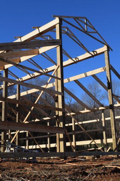 post and beam barn 5 dog farm