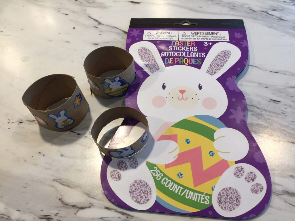 easter stickers for egg holders 5 dog farm