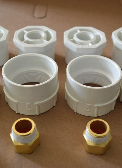pvc couplings and fittings 5Dog.Farm