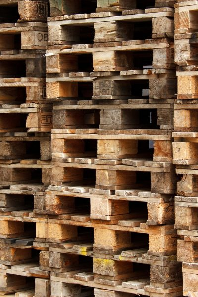 stacks of pallets 5DogFarm