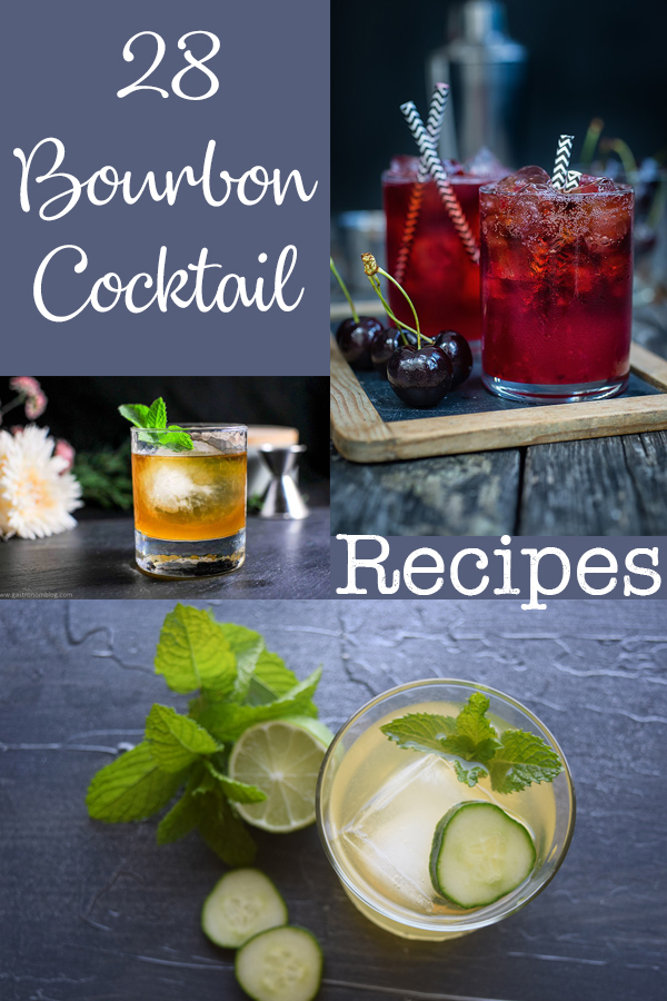 28 Delicious Bourbon Cocktail Recipes I 5DogFarm