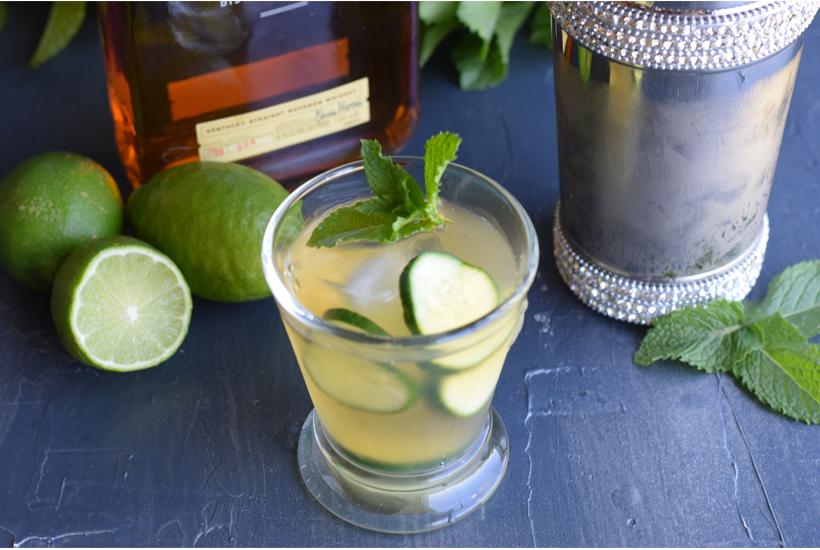 kentucky maid bourbon drink