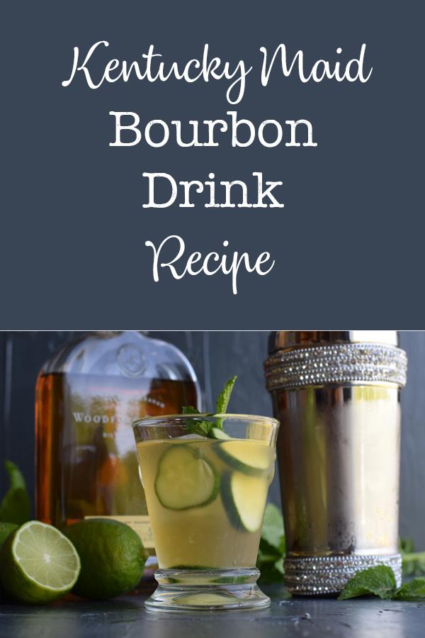 Kentucky Maid Bourbon Cocktail Recipe I 5DogFarm